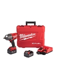 M18 FUEL™ 18 Volt Lithium-Ion Brushless Cordless 1/2 in. High Torque Impact Wrench with Friction Ring Kit