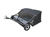 "42"" TOW BEHIND LAWN SWEEPER"