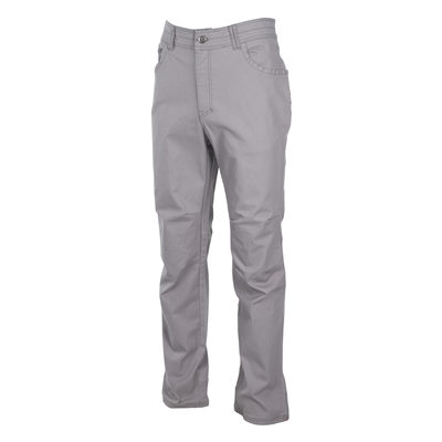 PANT BR GRAHAM GRY 38X32