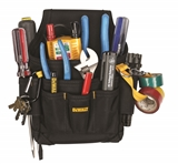DEWALT ELECTRICAL/MAINTENANCE POUCH