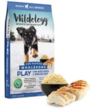 WILDOLOGY DOG FOOD - PLAY 15LB