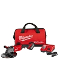 MILKWAUKEE M18 FUEL LARGE ANGLED GRINDER KIT WITH BATTERY
