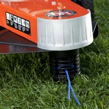 DR 7.25 FPT EXI  PRO ELECTRIC START TRIMMER/MOWER