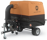 DR 13.28 PRO MANUAL START LEAF AND LAWN VACUUM
