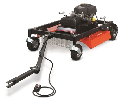 DR PRO XL 44T 16.5 HORSE POWER FIELD AND BRUSH MOWER
