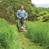 DR 8.75 FPT PRO-XL SELF PROPELLED ELECTRIC STARTING TRIMMER/MOWER