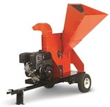 "DR 21 FPT SELF-FEEDING ELECTRIC START 5.75"" CAP CHIPPER"
