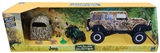 PLAYSET JEEP DUCK HUNT 1/18