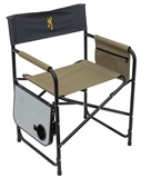 BROWNING DIRS CHAIR W SIDE TBL