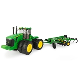 TRACTOR & RIPPER BF JD 9530