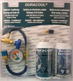 DURACOOL 12A MOBILE AIR CONDITIONING RECHARGE & SEALER KIT