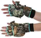 WOMEN'S FLIP TOP MITT