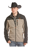 MENS POWDER RIVER SOLID JACKET
