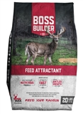 BOSS BUILDER FEED ATTRACTANT - 20 LBS