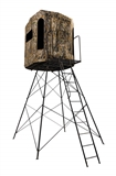 The Soft-sided 360 Blind with 10' Tower Kit