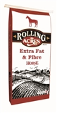 25KG ROLLING ACRES HORSE FAT & FIBER