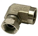 "Hydraulic Adapter 1/2"" Female x 1/2"" Female Pipe"
