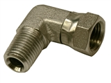 "Hydraulic Adapter 1/4"" Male x 1/4"" Female Pipe"