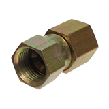 "HYDRAULIC ADAPTER 5/8"" FEMALE JIC SWIVEL X 1/2"" FEMALE PIPE"