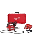 M18™ 18 Volt Lithium-Ion Cordless Cordless 2-Speed Grease Gun Kit