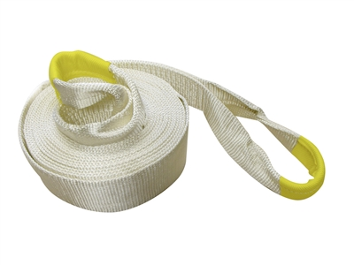 "4"" X 30' 35,000LB RECOVERY STRAP"