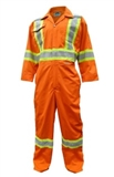 TRAFFIC INSULATED COVERALLS