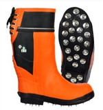 TIMBERWOLF CAULKED SOLE CHAINSAW BOOTS