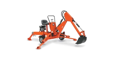 BACKHOE TOW DR ATV