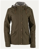 WOMENS FULL FLEX CANVAS JACKET
