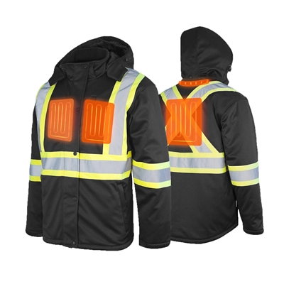 HEATED SAFETY JACKET