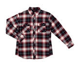 SHIRT TD WM LND FLN RED XL