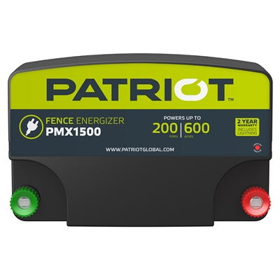 PMX1500 ELECTRIC FENCE ENERGIZER