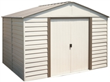 10' X 8' VINYL COATED SHED