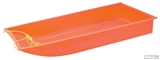 CALF SLED - ORANGE