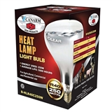 BULB FOR HEATLAMP CLR 250W