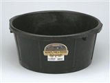 6.5 GALLON RUBBER FEED TUB