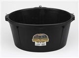 Tub Feed Rubber 6.5 Gal W/Eyel