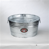 10.5 US GALLON ROUND FEED TUB