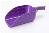 PURPLE PLASTIC SCOOP