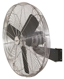 "FAN 30"" HIGH VEL WALL MOUNT"