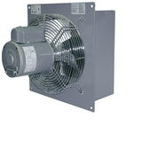 "24"" SINGLE SPEED EXHAUST FAN"