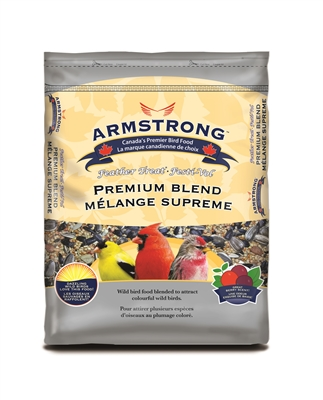 14KG ARMSTRONG FEATHER TREAT PREMIUM