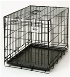 SMALL SINGLE DOOR KENNEL CRATE