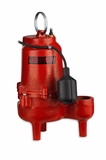 1/2 HP CAST IRON SUBMERSIBLE SEWAGE PUMP
