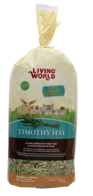 560G LIVING WORLD SMALL ANIMAL TIMOTHY HAY