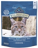2.72KG BLUE BUFFALO WILDERNESS INDOOR CAT FOOD