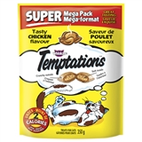 WHISKAS TEMPTATIONS TASTY CHICKEN 350G