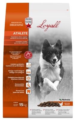 DOG FOOD LOY ATHLETE 15KG