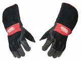 LINCOLN PREMIUM LEATHER MIG STICK WELDING GLOVES