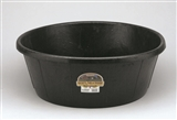 15 GALLON RUBBER FEED TUB